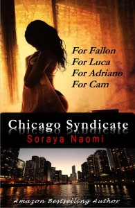 Front_cover_Chicago Syndicate 1-4 by Soraya Naomi