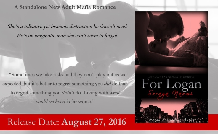 Teaser 1 For Logan by Soraya Naomi