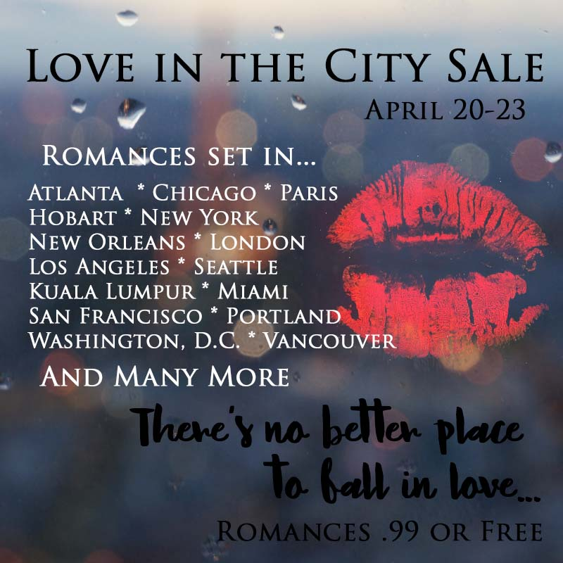 Love in the City Promo Facebook 1