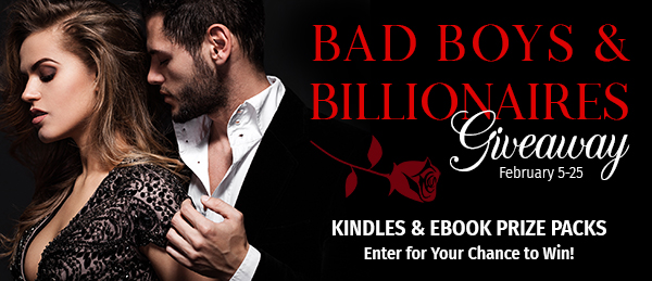 BAD BOYS & BILLIONAIRES ROMANCE GIVEAWAY – SORAYA NAOMI